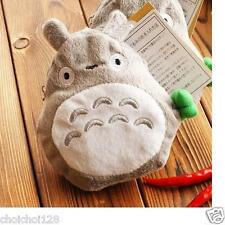 MY NEIGHBOR Totoro Retractable Plush Coins Bag with Card Holder MM15