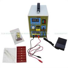 788H LED Dual Pulse Battery Spot Welder Machine 18650 Battery Charger 220V AC