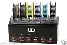 UD Wire Box Drähte für Selbstwickler Set 6 Sorte: Verdreht 3*0,32mm, Clapton