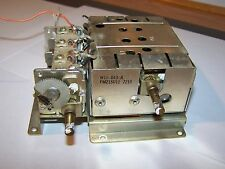 Pioneer SX 828   Tuner Front End & Variable Capacitor   W11-043 & C64-045