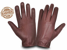 SHEEP LEATHER VINTAGE CLASSIC DRIVING GLOVES RETRO DRESSING OUTDOOR WALKING