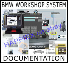 BMW GT1 DIS SSS OPPS VCM DIAGNOSTIC DOCUMENTATION WORKSHOP MANUALS