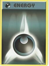 POKEMON XY EVOLUTIONS CARD - DARKNESS ENERGY 97/108