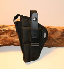 "WSB-19 Side Gun Holster fits RUGER SR9 WITH LASER 4"" BARREL"