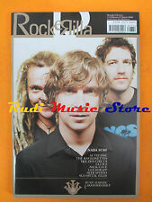 rivista ROCKERILLA MAR/2008 Nada Surf Raveonettes Baustelle Sea Dweller  No cd