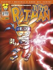 MC1580 - Fumetti - Panini Comics - Tutto Rat-Man 37 - Nuovo !!!