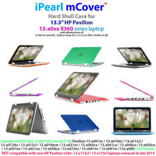 """NEW mCover® Hard Shell Case for 13.3"""" HP Pavilion X360 13 - a0xx series laptop"""