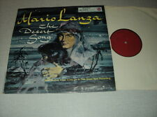 MARIO LANZA 33 TOURS LP GERMANY THE DESERT SONG