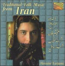 HOSSEIN FARJAMI - Traditional Folk Music From Iran CD ** Excellent Condition **