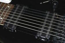 Lace 21135 Alumitone Aluma Deathbar 3.5 - 7 or 8 String Guitar Pickup - Black
