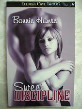Sweet Discipline Bonnie Hamre Ellora's Cave pb 9781419952630 B71