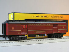 MTH RAIL KING  PRR 0-27 MADISON BAGGAGE CAR o gauge train from 4227-1 30-4227A