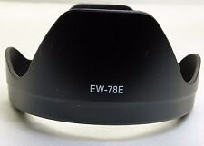 Lens HOOD FOR Canon EW-78E Canon 15-85mm IS USM f3.5-5.6 Generic - Free Shipping