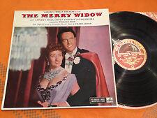 """SADLER'S WELL THEATRE """"THE MERRY WIDOW"""" 1958 Aus Lp HMV """"OCLP1226"""" EX/NM"""