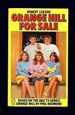 GRANGE HILL FOR SALE by Robert Leeson 1st edition 1981 BBC TV School Story Book