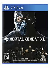 Mortal Kombat XL - PlayStation 4 Scorpion   Great Game most brutal  experie