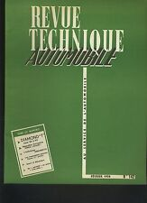 (C4)REVUE TECHNIQUE AUTOMOBILE SIMCA ARONDE/ SIMCAMATIC / CAMION DIAMOND T