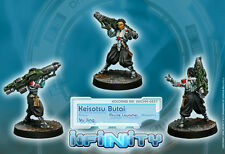 Infinity BNIB Yu Jing - Keisotsu Butai (Missile Launcher)