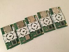 Microsoft Xbox 360 RF LED Power Button PCB Board Ring Of Light X 5