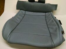 Acura MDX Passenger Seat Cushion Only in Leather Quartz Grey