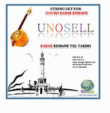 UNOSELL:: STRING SET FOR TURKISH STRING INSTRUMENT KABAK KEMANE