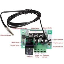 Digital LCD Thermostat Regulator Temperature Thermocouple Controller BH