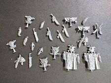 Warhammer 40k Space Marines Space Wolves Pack Banners / Accessories Bits
