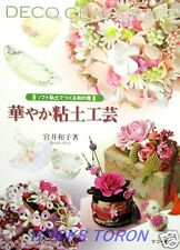 NEW! Elegant Japanese-style Clay Craft Work /Japanese Handmade Craft Book