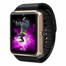 Bluetooth Smartwatch Uhr Armband Kamera SIM für alle Smartphone Huawei P8 P9