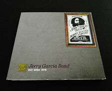 Jerry Garcia Band Bay Area 1978 Pure Jerry 9 Nine 2 CD JGB J.G.B. Grateful Dead