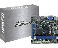 ASRock E350M1 AMD E-350 APU (1.6GHz, Dual-Core) AMD A50M Hudson M1 Mini ITX