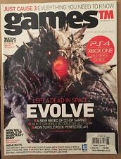 Games TM Left 4 Dead In Space Evolve World Of Warcraft #155 2014 FREE SHIPPING!