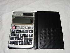 Taschenrechner Canon LS-58H LS 58 H Calculator Solar and Battery
