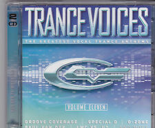 Trance Voices Volume 11 (2CD)  2004    !!!