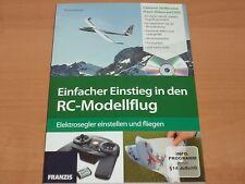 Einfacher Einstieg in den RC-Modellflug + DVD von Thomas Riegler NEU!