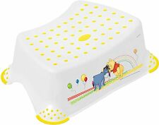 NEW Disney Winnie The Pooh Step Stool potty training / bathroom - white