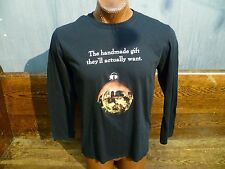 The handmade gift they'll actually want Maker's Mark blk lg long-sleeve t-shirt