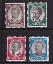 Germany 432-435 MNH