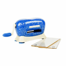 Tattered lace baby Blue compact  die cutting embossing  machine ESS21