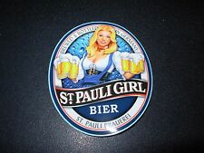 ST PAULI GIRL Brauerei German Classic Logo STICKER craft beer brewery brewing
