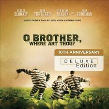2000 O BROTHER, WHERE ARE THOU?  ONE CD IN CARDBOARD & PLASTIC CASE 19 TRACKS