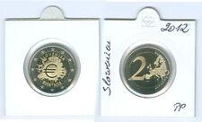 Eslovenia 2 euro 2012 efectivo pp