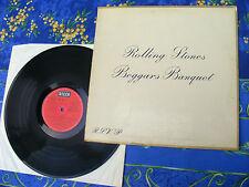 ROLLING STONES ♫ BEGGARS BANQUETT ♫ RARE BILD & FUNK DECCA RECORDS No1A
