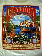 HRC Hard Rock Cafe Glyfada Greece City Tee Shirt Size L neu new NWT