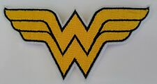 WonderWoman Comic film Iron on Patch Sew on Patch transfer fancy dress