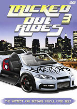 Tricked out Rides, Vol. 3, New DVD, Tricked Out Rides 3,