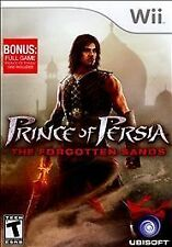 BRAND NEW Sealed Prince of Persia: The Forgotten Sands (Nintendo Wii, 2010)