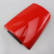 Red Motorcycle Pillion Rear Seat Cowl Cover For Honda CBR600RR 2003-2006