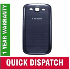 GENUINE SAMSUNG I9300 GALAXY S3 BATTERY COVER BACK DOOR REPLACEMENT PEBBLE BLUE