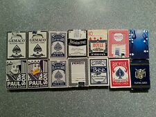 Casino Theme Playing Cards Some Vintage 14 Decks